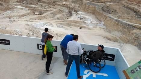 Costa de Almería' modelo de destino accesible en un innovador blogtrip