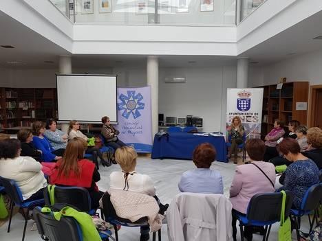 Cerca de un centenar de mujeres participan en los encuentros del Consejo Provincial