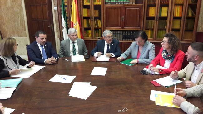 8.455.458 de euros del Ministerio de Empleo y Seguridad Social para el PFEA