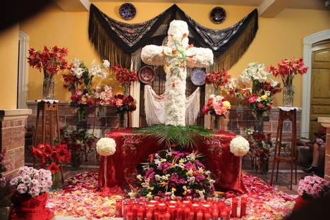 Gádor celebra con alegría y devoción las fiestas de la Cruz de Mayo