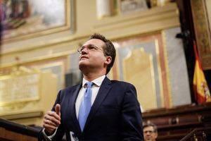Clemente defiende 'en beneficio de Almería' el sí de Ciudadanos a los PGE