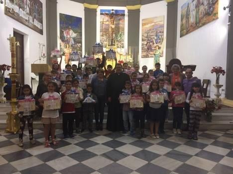 El Ayuntamiento obsequia a todos los niños Gádor que hacen su Primera Comunión