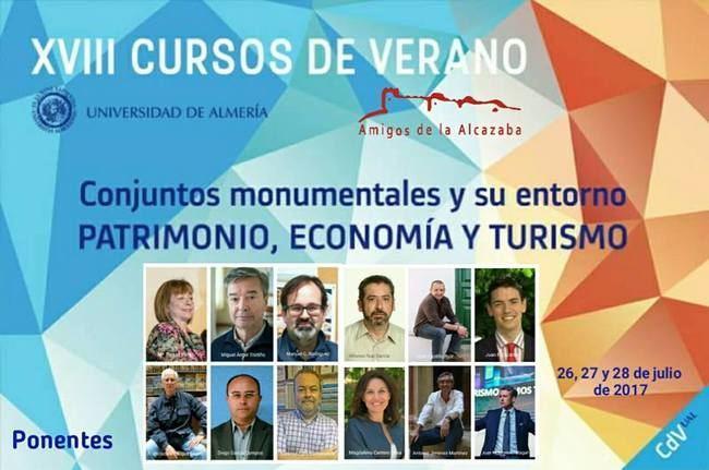 Los mejores expertos nacionales analizarán la relación del Patrimonio con el Turismo y la Economía