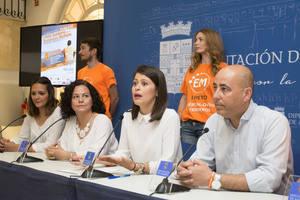 Huércal-Overa, Cuevas y Pulpí se unirán a través de la I Ruta Solidaria por la Esclerosis Múltiple