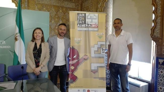 JamToday Almería reunirá a 100 expertos y aficionados para diseñar videojuegos