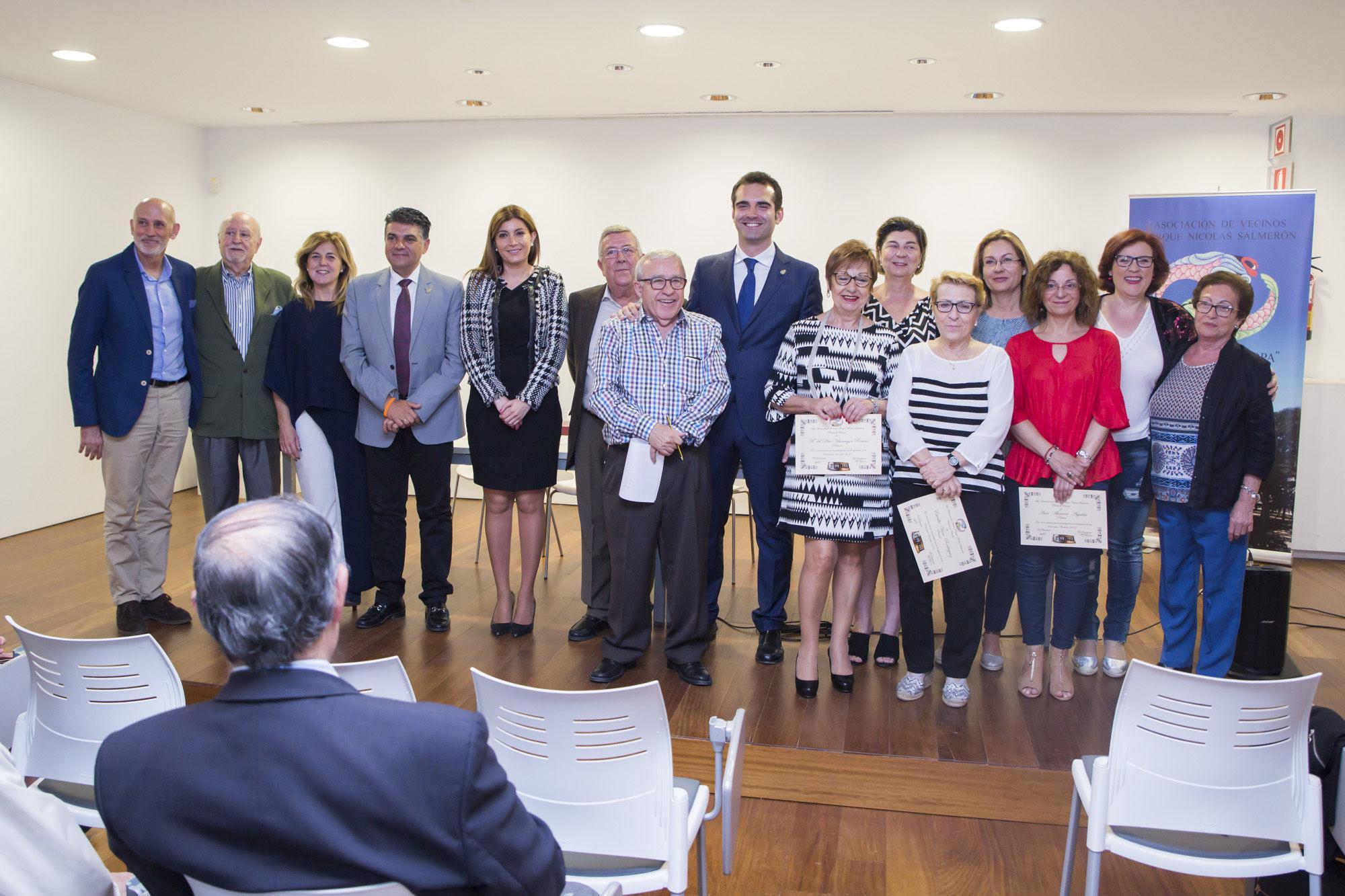 El alcalde anima a fomentar la participaci n vecinal en la - Puerta europa almeria ...