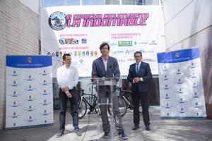 La 'Indomable' celebra su tercera edición con más de un millar de participantes