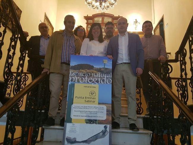 Exposición en Dalías para difundir los valores ambientales del Paraje Natural Punta Entinas-Sabinar