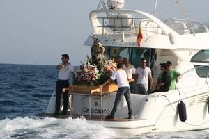 Se abre el plazo para participar en la procesión marítima de la Virgen del Carmen