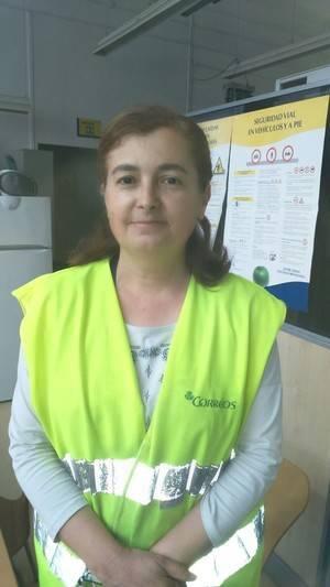 Una empleada de Correos en Almería gana el concurso para dar a conocer en China la plataforma de comercio electrónico de Alibaba