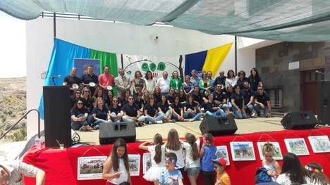Jornada de convivencia del Colegio Público Rural Medio Almanzora II