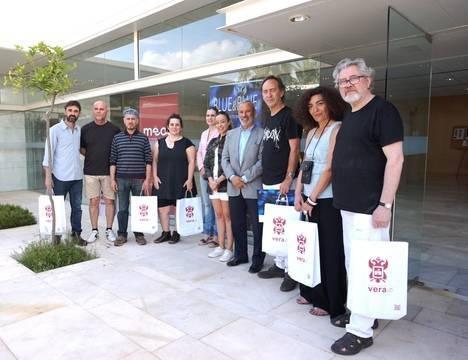 Vera alberga la mayor muestra de Arte Contemporáneo del Levante almeriense