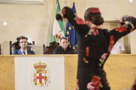 Antonio Canales se calza la Zapatilla de Plata de Indanza