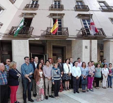 Almería condena el atentado en Manchester