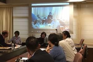 La UAL forma a 18 investigadores palestinos