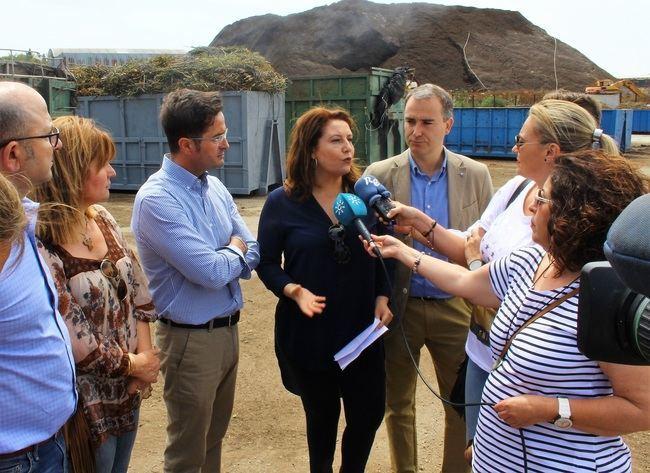 Crespo pide explicaciones la consejera sobre el Plan de Gestión Integral de los Residuos Agrícolas