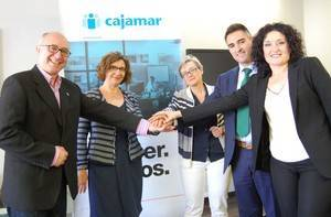 Cajamar y Ashal firman un acuerdo con financiación a medida