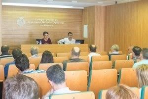 Medio Ambiente forma a Ingenieros Técnicos Agrícolas de Almería sobre el cambio de uso del suelo forestal a agrícola