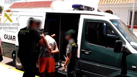 Desarticulada una banda autora de 25 atracos en viviendas de cuatro municipios de Almería