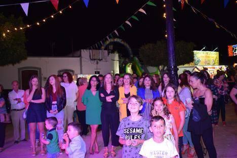 Comienzan las fiestas de Fernán Pérez, que abren el calendario festivo de Nijar