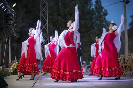 'Fábrica' de baile en el Bajo Andarax