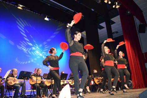 Centro Cultural de la Villa de Gádor acoge el II Festival de Folclore Flamenco y Rondalla