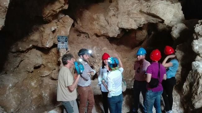 El Ayuntamiento de Arboleas acondicionará su mina romana de espejuelos para visitas turísticas