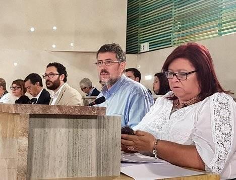 """Esteban: """"El alcalde debe asumir su responsabilidad política ante el caso Castellón y apartarlo de la gestión"""""""