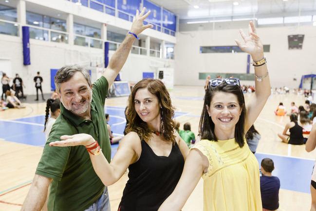 El V Dancing Day se consolida como la gran fiesta solidaria y lúdico-deportiva de la provincia