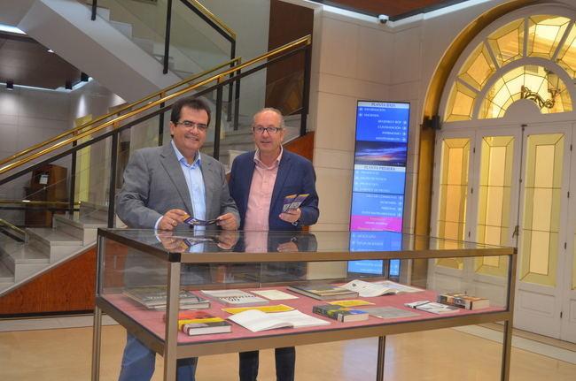 Diputación dedica el Día Internacional de los Archivos al legado documental de Juan Goytisolo