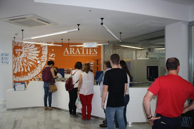 ARATIES abre los plazos para la gestión de diversos trámites administrativos