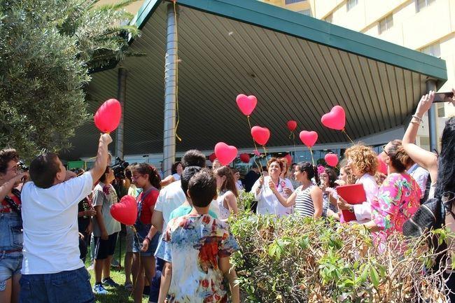 Los diez donantes registrados este año en Almería han permitido realizar 22 trasplantes de órganos y tejidos