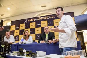 'Sabores Almería' incorpora las Perlas de AOVE de Oleoalmanzora a su gama de productos Gourmet