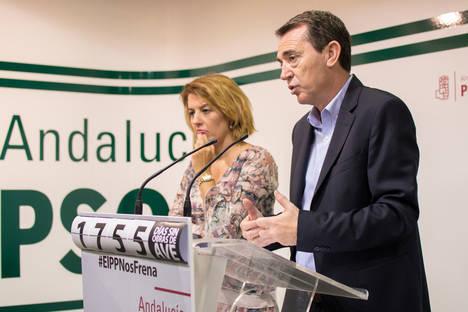 El PSOE prevé que pasarán otros cinco años más sin que el Gobierno mueva un dedo por las infraestructuras hídricas