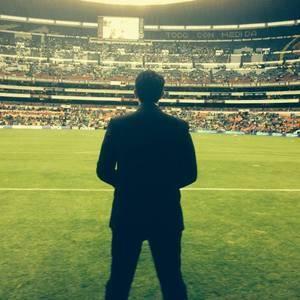 Pierre Mevy Azaria nuevo presidente del club se presente el lunes ante la sociedad ejidense