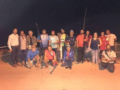 José Triviño e Ismael Tijeras ganan el XVI Concurso Comarcal de Pesca de Níjar