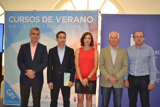 'El Agua en Almería' centra el Curso de Verano de la UAL que acogerá Diputación del 10 al 13 de julio