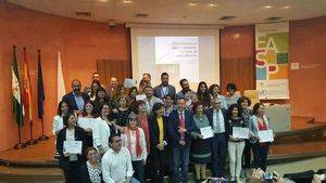 El I Concurso de Iniciativas de Alfabetización en Salud reconoce la labor del Distrito Sanitario Poniente de Almería