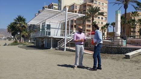 Ciudadanos apunta a Carlos Sánchez por no poner en marcha el Plan de Playas