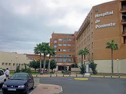 El 25% de los trabajadores del Hospital de Poniente tiene contrato temporal