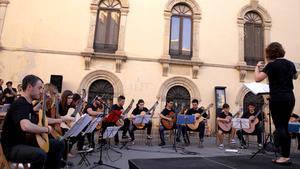 Cultura convoca a los amantes de la guitarra en la Fiesta Europea de la Música
