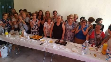Treinta mujeres han participado en el Taller de Memoria de Amusi