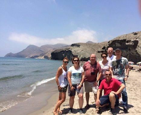 El potencial cultural y activo de 'Costa de Almería' protagonista de las últimas acciones de promoción
