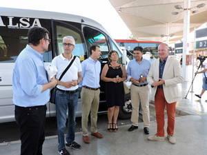 PSOE y Ciudadanos se disputan que el Consorcio ponga autobús a Castell del Rey y PITA