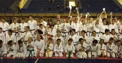 """Adra acogió la """"IV Copa de Andalucía de Shotokan J.K.A."""" de karate"""