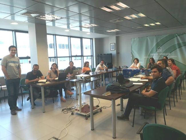 La comisión de seguimiento del Proyecto Life Blue Natura evalúa las acciones desarrolladas este año en Almería