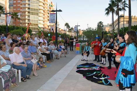 Almería celebra la Fiesta Europea de la Música al calor de las guitarras de Antonio de Torres