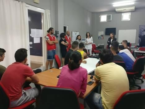 Diputación imparte en Pulpí y Mojácar cursos de formación en socorrismo y primeros auxilios