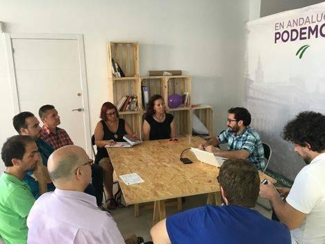 """Podemos: """"la Ley se Senderos atraerá turismo de calidad a los pueblos de Almería"""""""