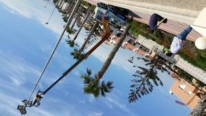 Una estación meteorológica permitirá conocer el confort ambiental en las playas de Roquetas
